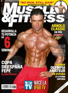muscle fitness cover