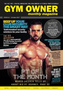 gym owner cover