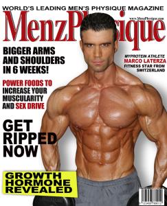 Menz Physique Cover